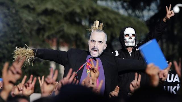 """Για το """"Αλβανικό Εμπόλεμο"""" εναντίον της Ελλάδας θα μιλήσει κανείς;"""