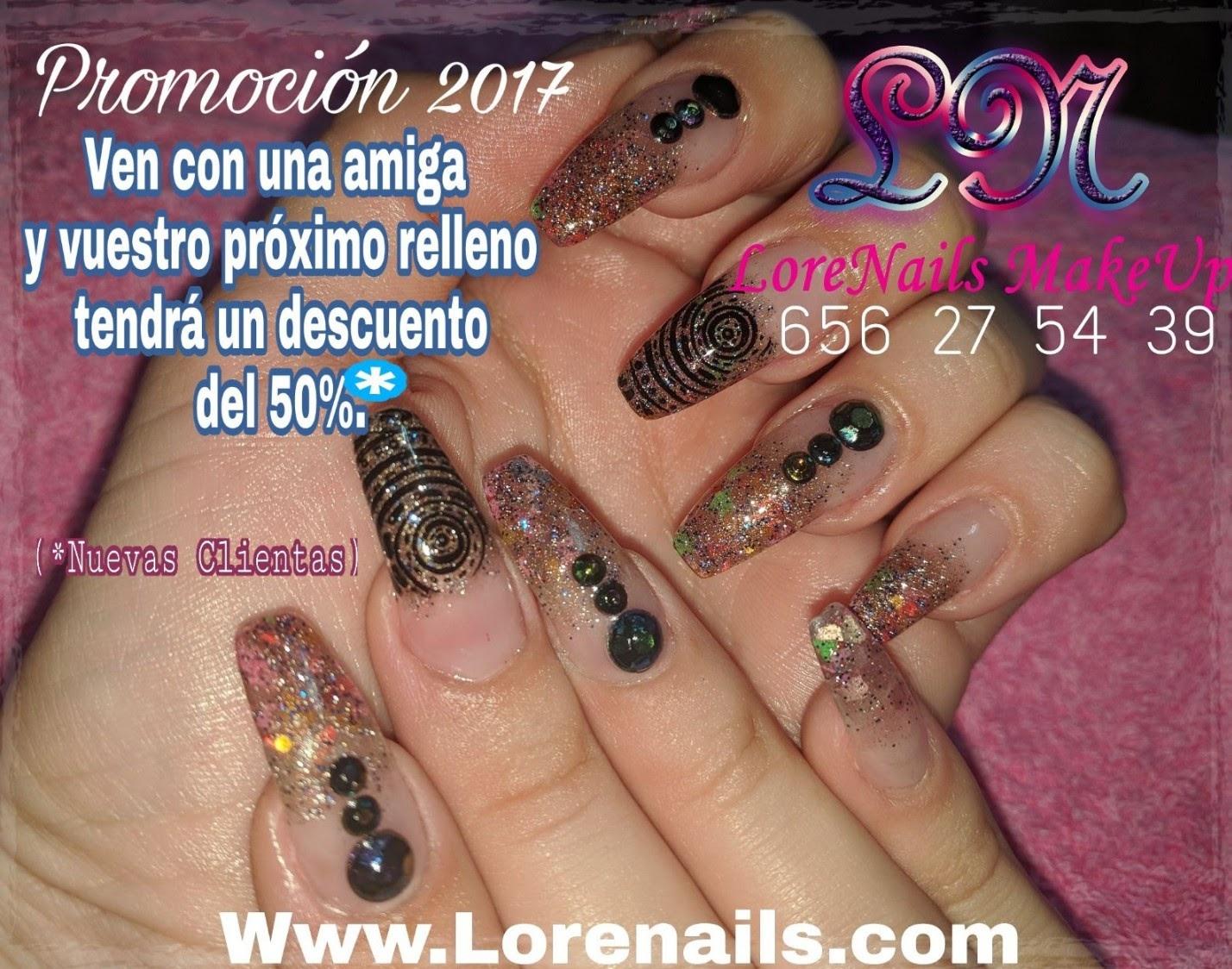 LoreNails MakeUp - Uñas esculpidas, Maquillaje y Pestañas en Malaga ...