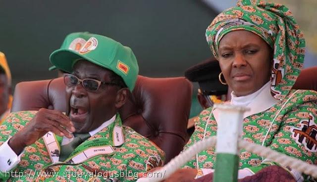 Court asks President Robert Mugabe's wife to return property