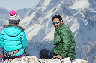 Shivaay Movie Shooting Locations