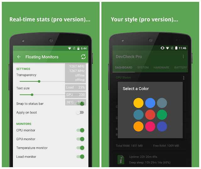 DevCheck System Info Pro Apk Download