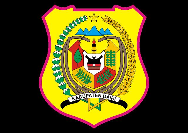 Logo Kabupaten Dairi Vector