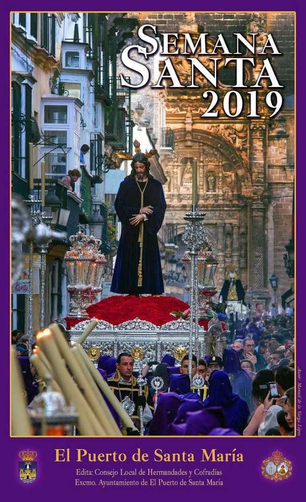 Horarios e Itinerarios Semana Santa El Puerto de Santa María 2019