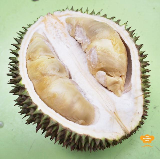 Durian Kampung Buffet at Durian Wonderland