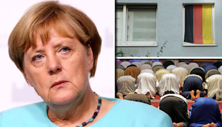 Merkel Migrant Fallout: More than HALF of Germans Fear 'Islamisation' Of Their Country