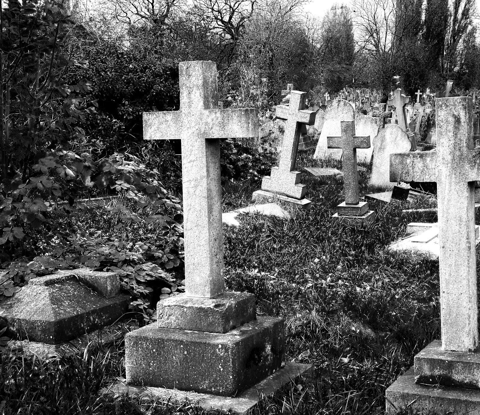 Sophia's cross, from behind.