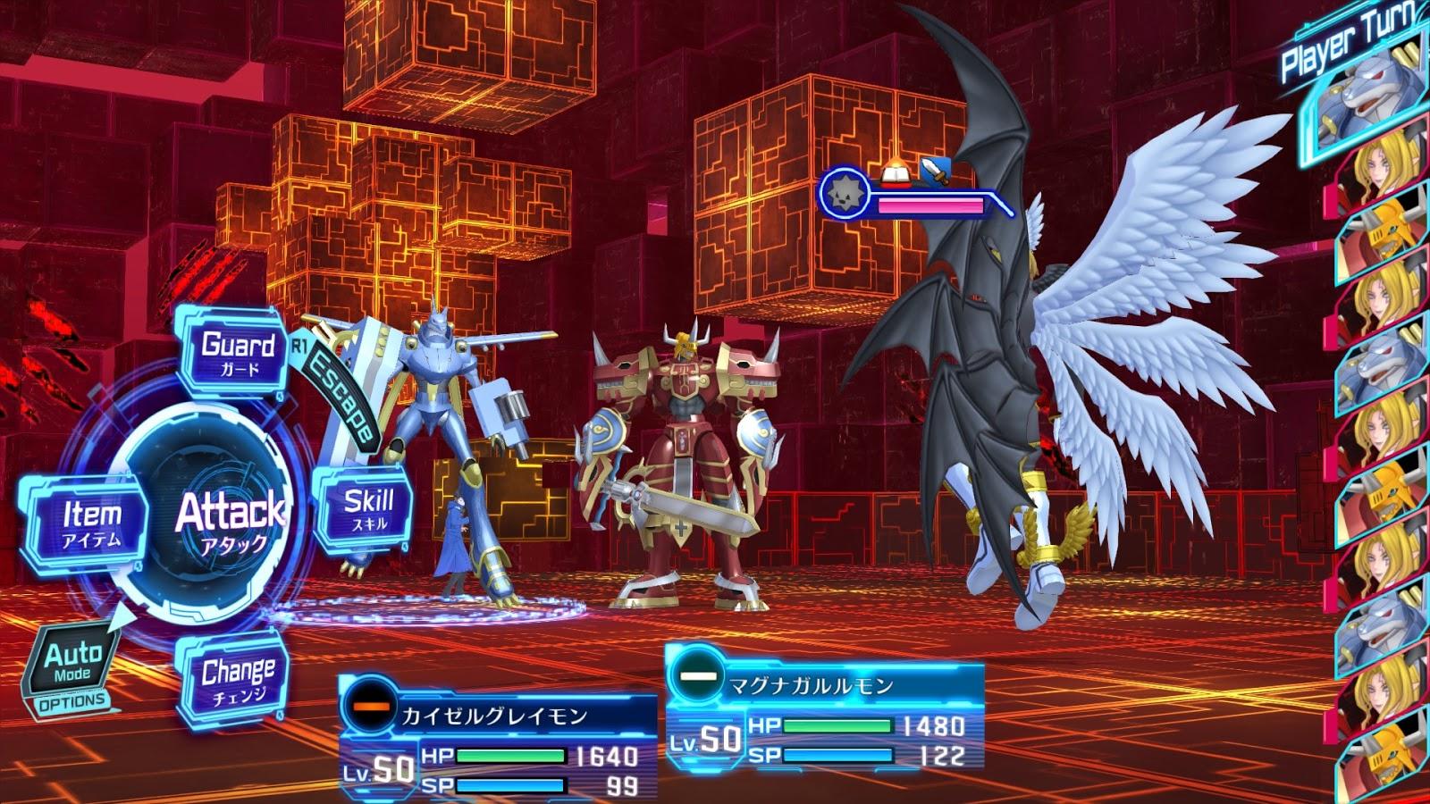 Ps Vita Roundup New Digimon Story Cyber Sleuth Hacker S Memory Screens