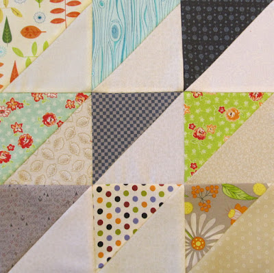 Tutorial to make One Way Quilt Pattern by The Quilt Ladies