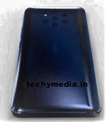Nokia 9 Five Camera