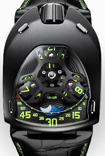 Montre Urwerk UR-106 pour Only Watch