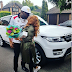 E Money gifts his wife brand new 2016 Range Rover Sport(Photos)