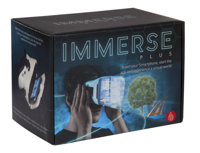 Virtual reality headset. Unique Christmas Gift Ideas Under £30 for men, women, teenagers, tweens, boys, girls, kids.