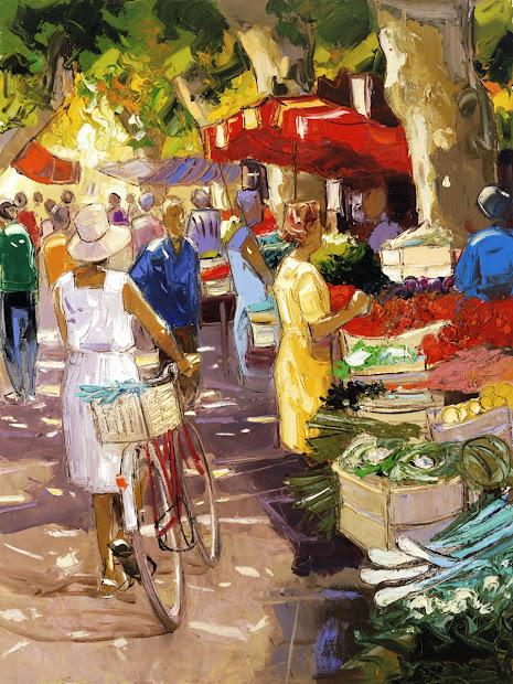French Impressionist Artist Gallery