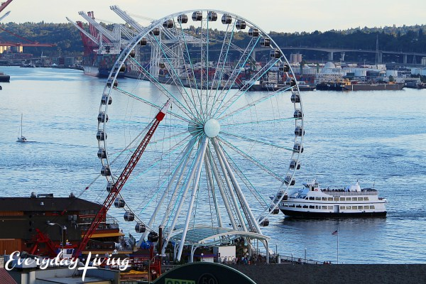Seattle - Pike Place Market - by Everyday Living blog