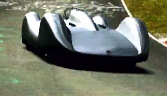 Auto Union V16 Type C Streamline 1937