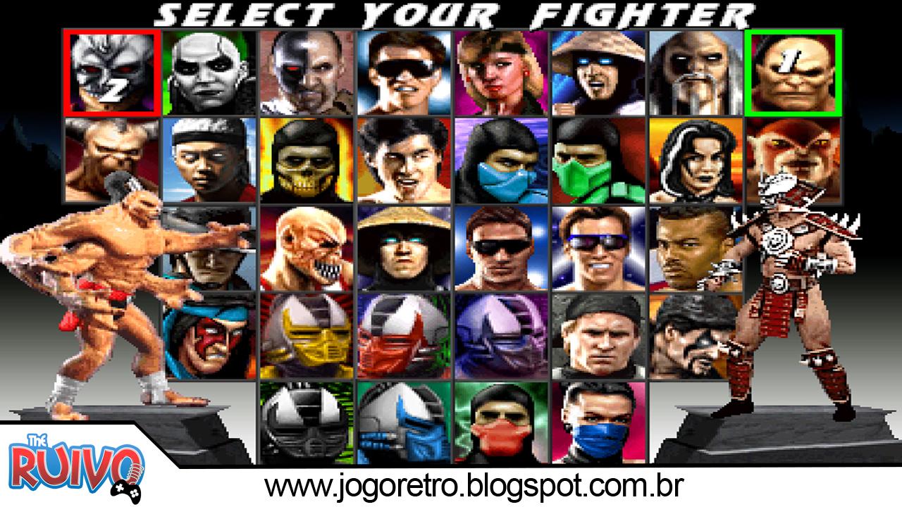 Mortal Kombat Trilogy MKTX UMK3 MOD 1 5 MUGEN 2019 ~ Blog do