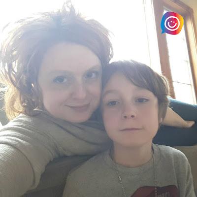 Autisme, la couleur de Victor  #30couleurs Julie Philippon Mamanbooh
