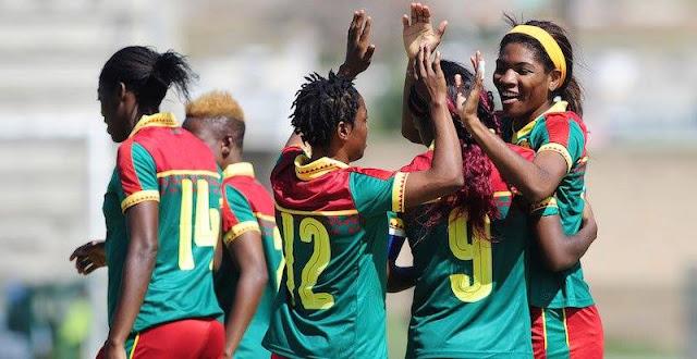 COSAFA 2018 : LES LIONNES SONT EN FINALE !