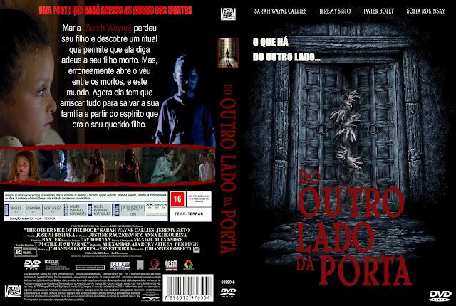 Capa DVD Do Outro Lado Da Porta