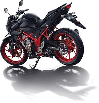 Review Honda CB150R