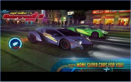 Game Racing Android Seru