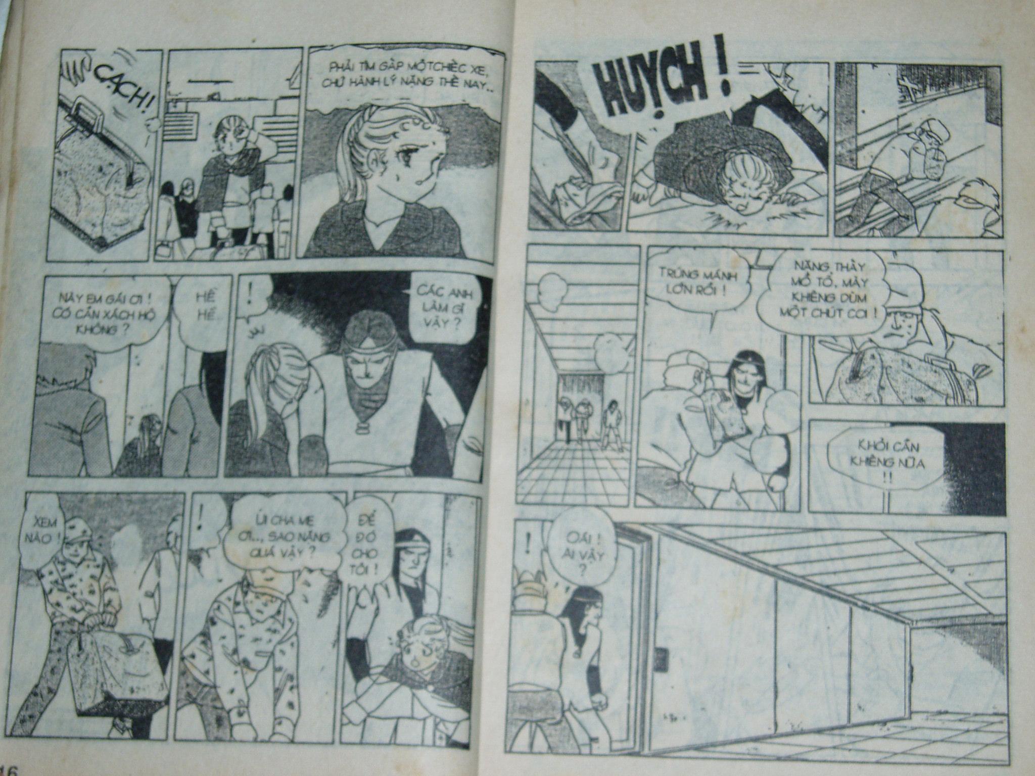 Siêu nhân Locke vol 16 trang 7