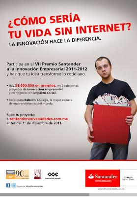 Premio Santander a la Innovación Empresarial - Featured Image