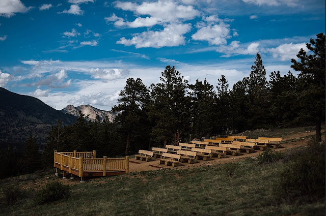 Estes Park Wedding Venues Estes Park Center Wedding