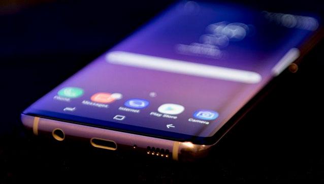 Reportan Fallos 'rojos' en la pantalla de Galaxy S8