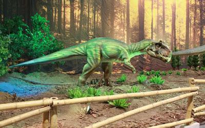 Στη Χώρα των Δεινοσαύρων από 22 Σεπτεμβρίου στον «Ελληνικό Κόσμο»