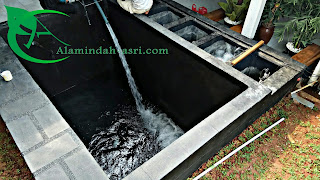 jasa pembuatan kolam koi di kota depok