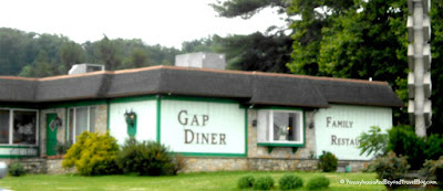 Gap Diner Family Restaurant in Gap Pennsylvania
