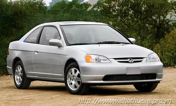 Cho thuê xe Honda Civic