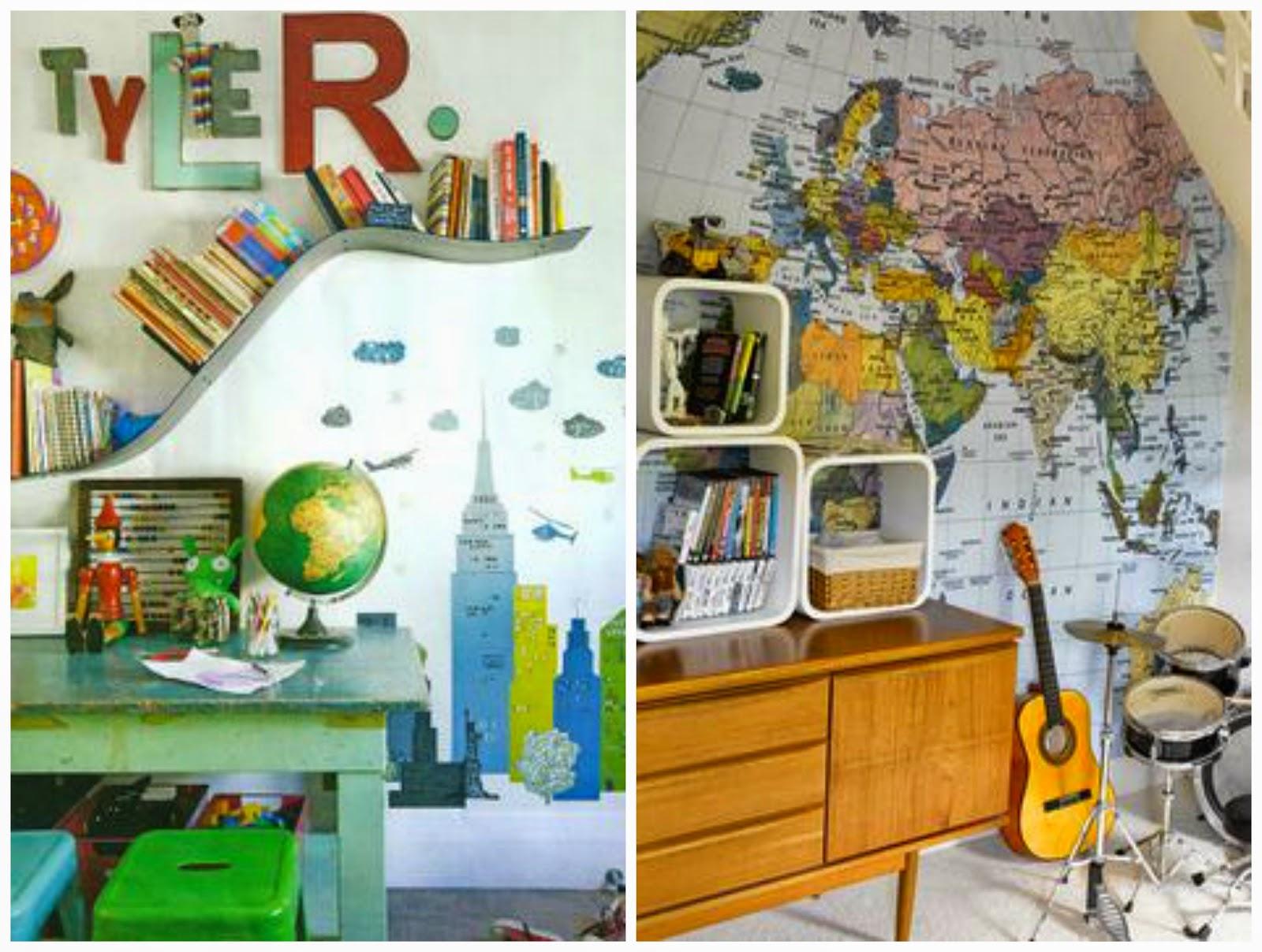 decorar habitación juvenil