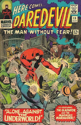 Daredevil #19, vs the Mob