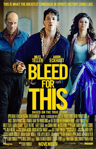 Bleed for This (BRRip 720p Dual Latino / Ingles) (2016)