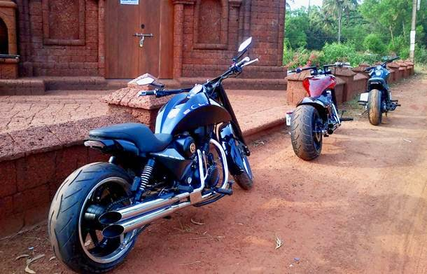 Modified Bullet Bikes Around the World