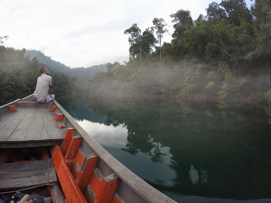 tajlandia trekking