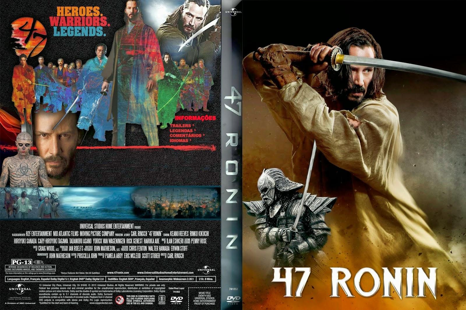 47 RONIN | CAPAS X FILMES