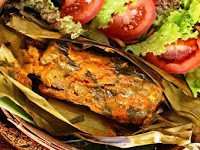Resep masakan pepes ikan lele bumbu rujak