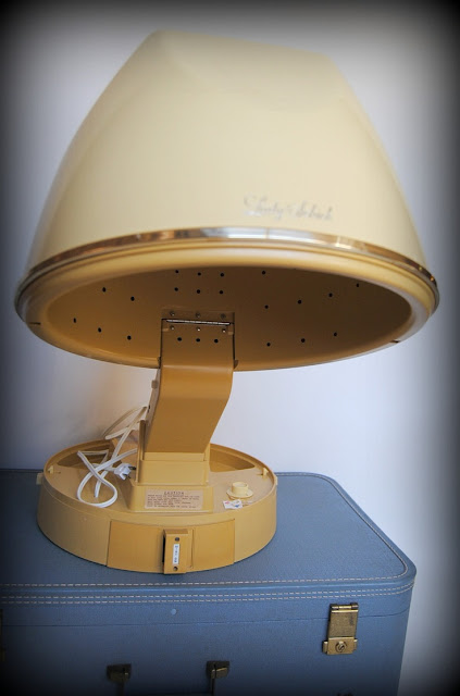 Vintage Hair Dryers Once Upon A Time In Hair Salons