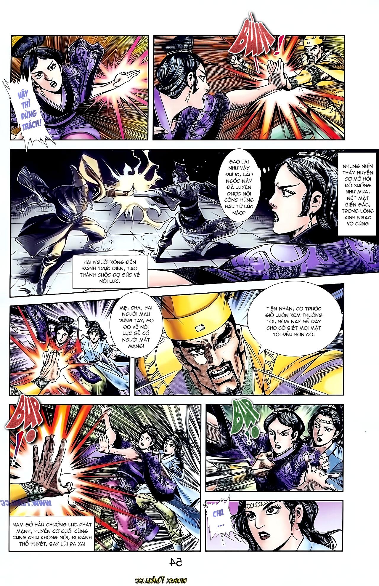 Cơ Phát Khai Chu Bản chapter 127 trang 14