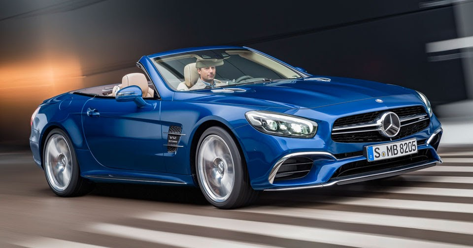 next mercedes benz sl to be engineered by amg. Black Bedroom Furniture Sets. Home Design Ideas