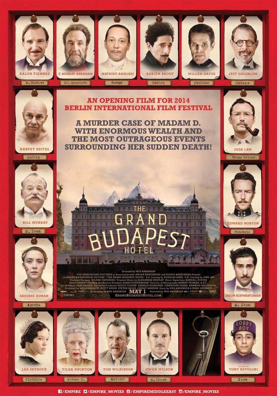 Nonton Film The Grand Budapest Hotel (2014)