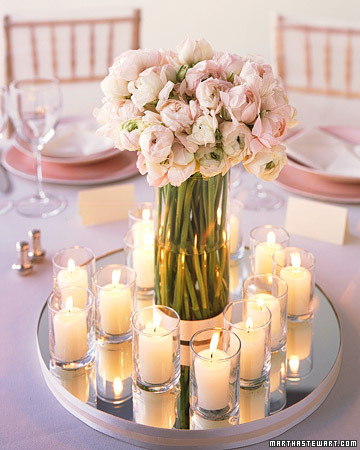 centerpieces candles wedding reception flowers wedding flowers 2013. Black Bedroom Furniture Sets. Home Design Ideas