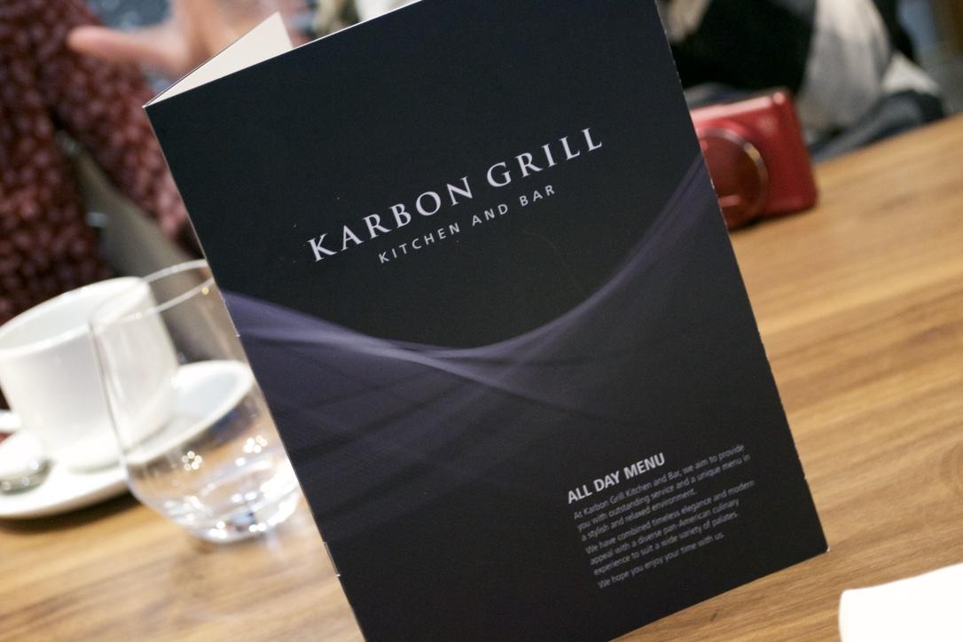 Karbon Grill Hilton Sunderland Review - Aspiring Londoner