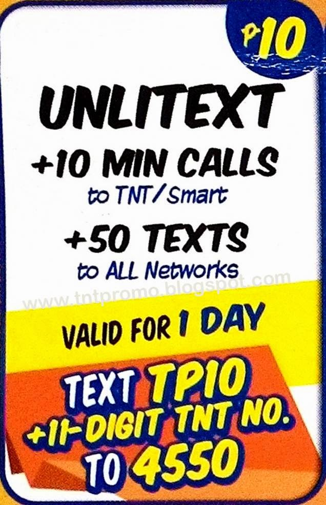 TNT new promo combo offer unlitext call text all network