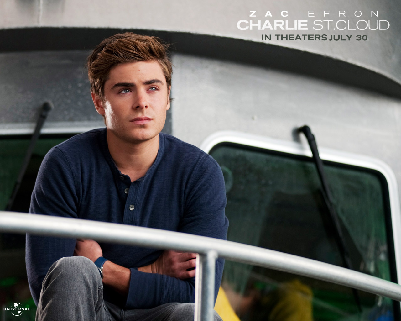 ZAC EFRON CHARLIE ST. CLOUD WALLPAPERS