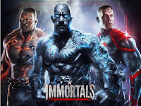 WWE Immortals Apk Mod v2.4 (Unlimited Money/Energy)