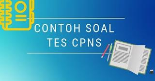 Download Kumpulan Soal CPNS PDF Terbaru Gratis